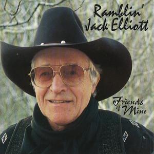 Ramblin' Jack Elliott Emmylou Harris, Nanci Griffith Rex's Blues cover