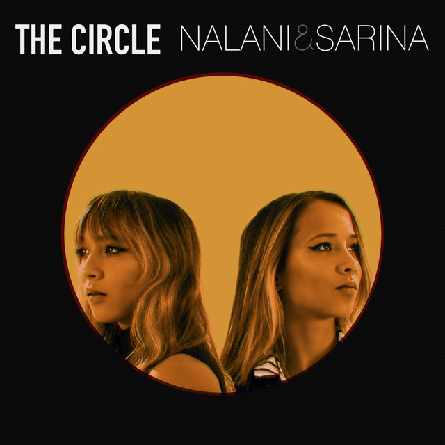 Album cover for The Circle by Nalani & Sarina