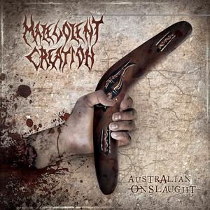 Australian Onslaught album
