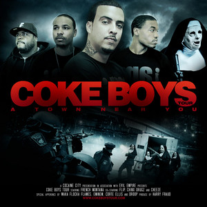 Coke Boys Tour Albumcover