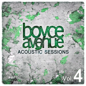 Acoustic Sessions, Vol. 4 Albumcover