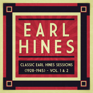 Classic Earl Hines Sessions album