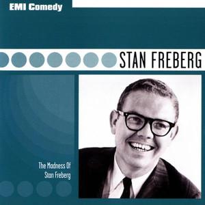 EMI Comedy Classics - The Madness Of Stan Freberg album