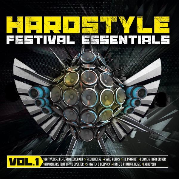 Hardstyle Festival Essentials, Vol. 1
