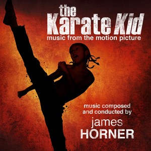 The Karate Kid (Music from the Motion Picture) Albumcover