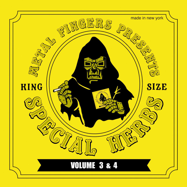 Metal Fingers Presents: Special Herbs Vol. 3 & 4