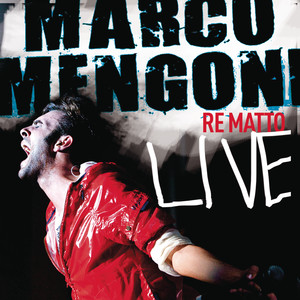 Re Matto Live Albumcover