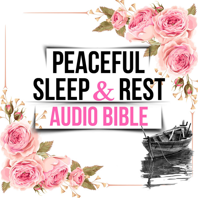 Peaceful Sleep Audio Bible Scripture Verses With Piano Music