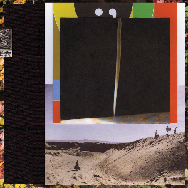 Album cover for i,i by Bon Iver