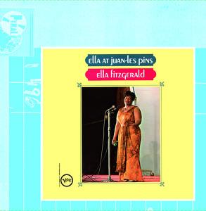 Ella at Juan-Les-Pins Albumcover