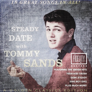 Classic and Collectable - Steady Date with Tommy Sands album