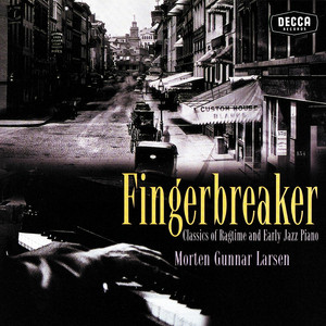 Fingerbreaker: Classics Of Ragtime And Early Jazz Piano - Scott Joplin
