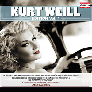 Kurt Weill Edition, Vol. 1 album