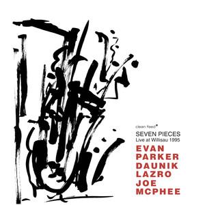 Seven Pieces - Live at Willisau 1995 album