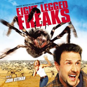 Arac Attack - Eight Legged Freaks Albumcover