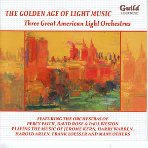The Golden Age of Light Music: Three Great American Light Orchestras - Charles Trenet