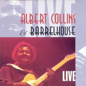 Albert Collins Angel of Mercy cover
