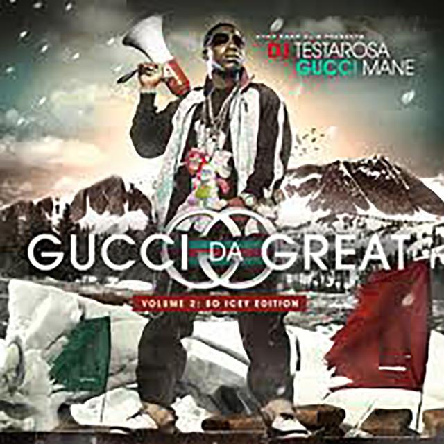 Gucci da Great 2 Albumcover