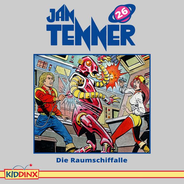 Folge 26: Die Raumschiffalle von Jan Tenner