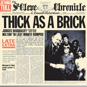 Thick as a Brick album