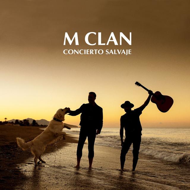 M-Clan Concierto salvaje album cover