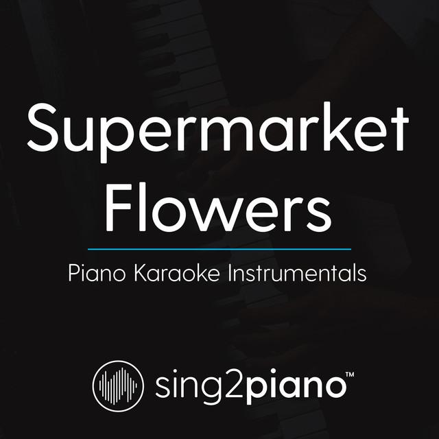 Supermarket Flowers (Higher Key) [Originally Performed By Ed Sheeran