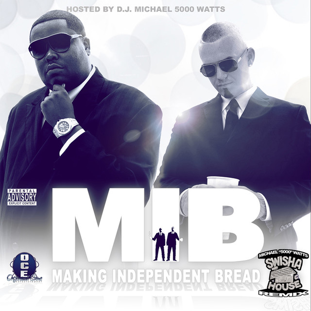 "M.I.B. (Making Independent Bread) [DJ Michael ""5000"" Watts Swishahouse Remix]"