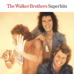 The Walker Brothers Superhits album