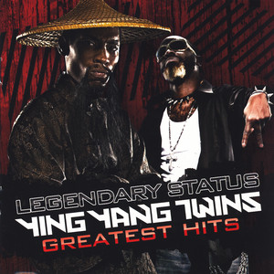 Legendary Status: Ying Yang Twins Greatest Hits (Clean) Albumcover