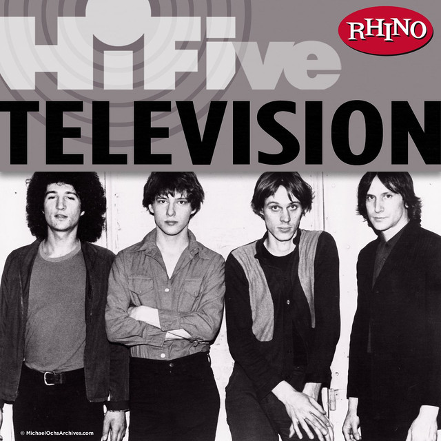 Rhino Hi-Five: Television
