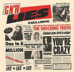 G N' R Lies - Guns N Roses