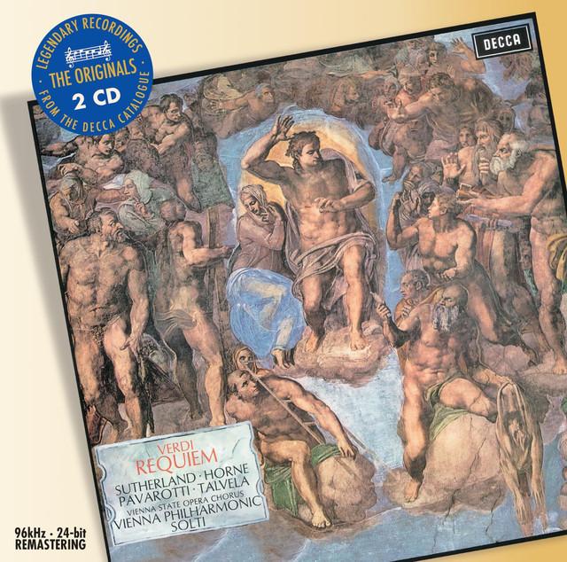 Verdi: Requiem etc (2 CDs)