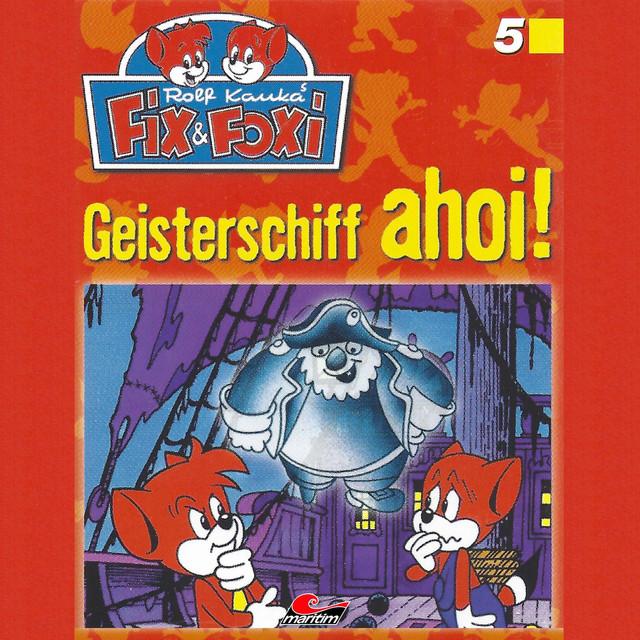 Folge 5: Geisterschiff ahoi! Cover
