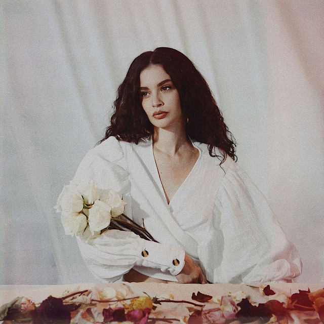 Sabrina Claudio About Time album cover
