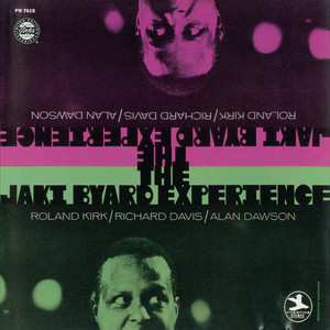 The Jaki Byard Experience album
