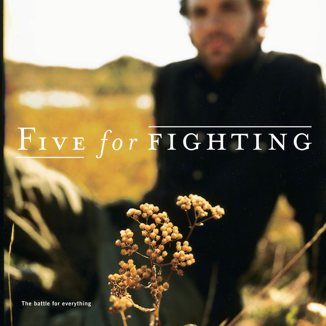 Five for Fighting: 100 Years: Music Video sounds like The