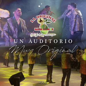 Un Auditorio Muy Original, Vol. 2 - Mane de La Parra