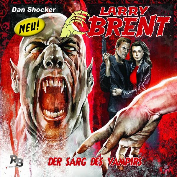 Folge 6: Der Sarg des Vampirs Cover