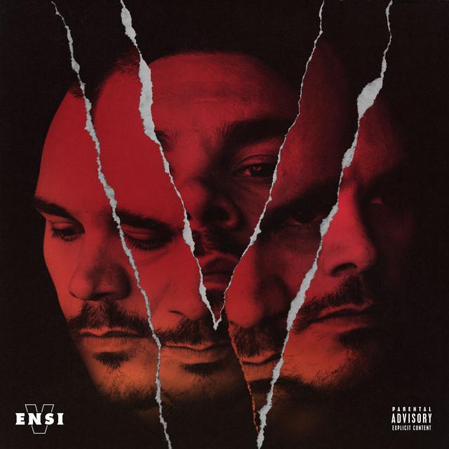 Album cover for V by Ensi