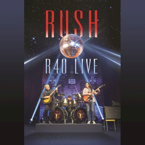 Rush, Ben Mink Losing It - Live R40 Tour cover