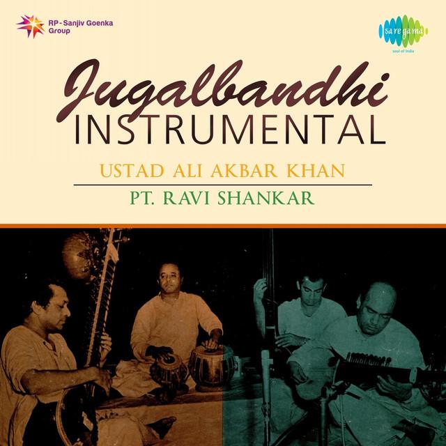 Jugalbandi - Instrumental: Ustad Ali Akbar Khan, Pt. Ravi Shankar Albumcover