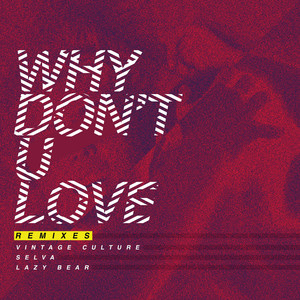 Why Don't U Love (Remixes) Albümü