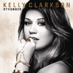 Stronger (Deluxe Version) Albumcover