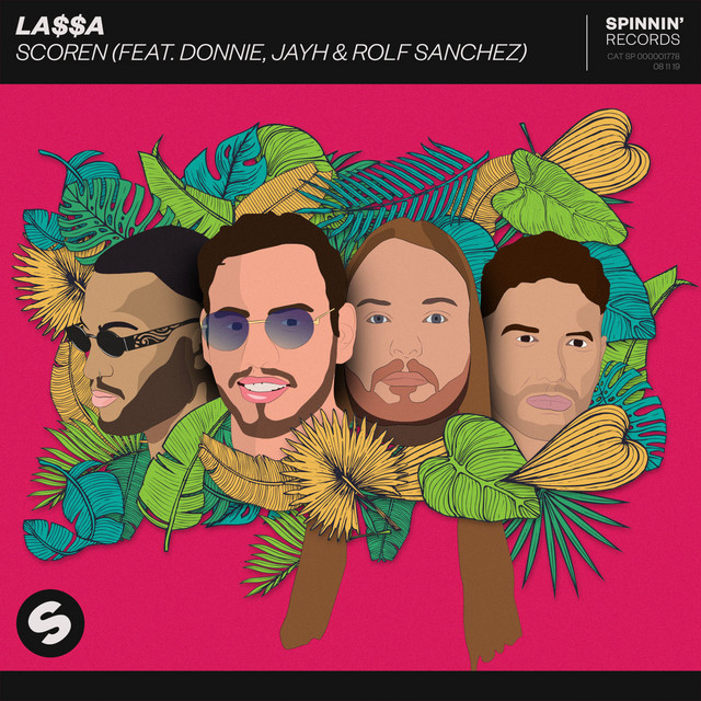 LA$$A & Donnie & Jayh & Rolf Sanchez - Scoren (feat. Donnie, Jayh & Rolf Sanchez)