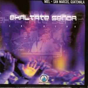 Exaltate Señor Albumcover