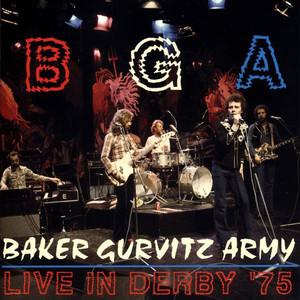 Live in Derby '75 album
