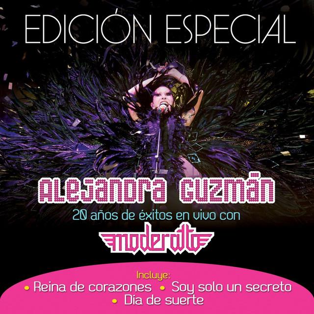 Alejandra Guzmán Alejandra Guzmán 20 Años De Exito Con Moderatto (Edición Especial) album cover