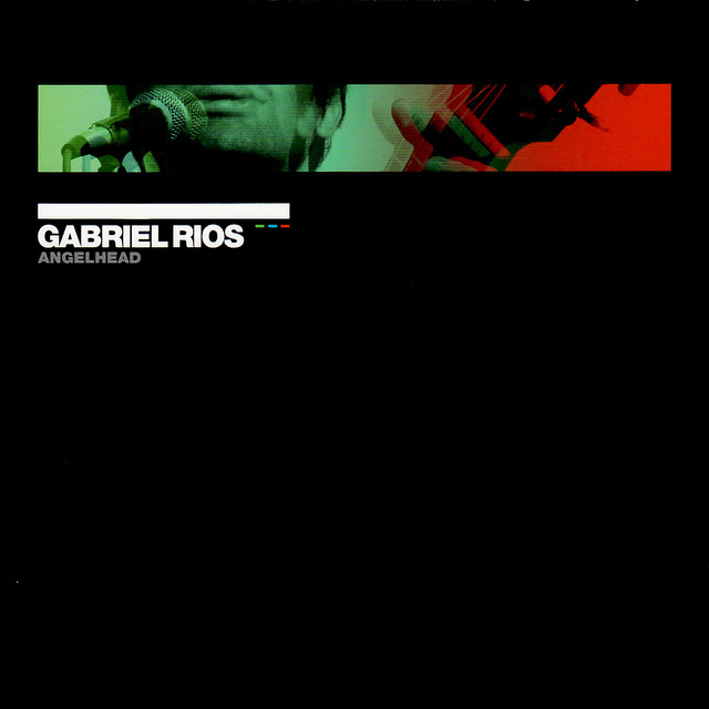 Gabriel Rios Angelhead album cover
