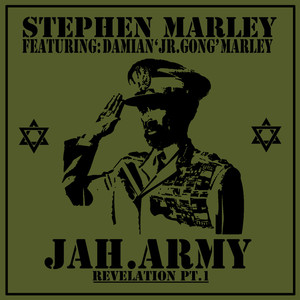 Stephen Marley Jah Army cover