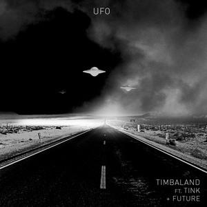 Timbaland, Tink, Future UFO cover